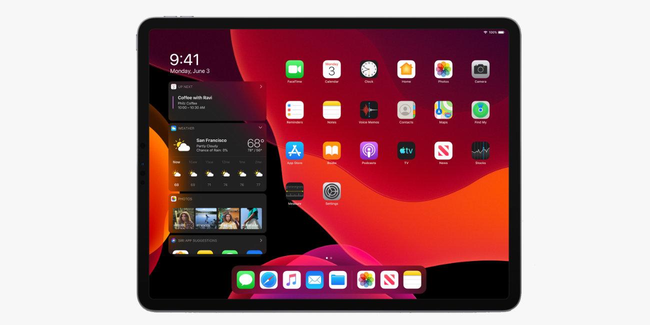 fondos para iPad