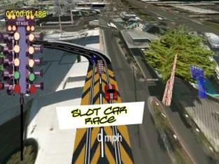 Slot Car Race