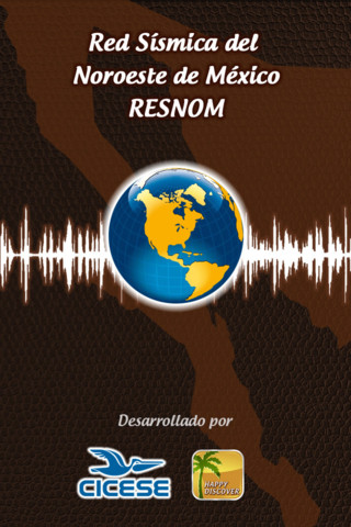 alerta sísmica para iPhone