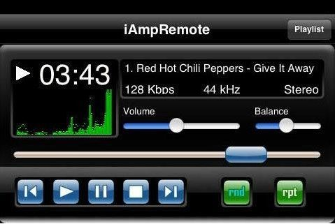 Descargar Winamp para iPad