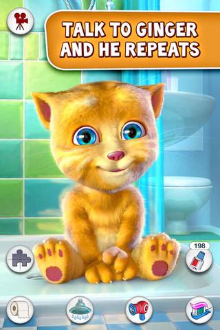 juego del gatito tom