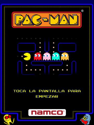 pacman-para-ipad