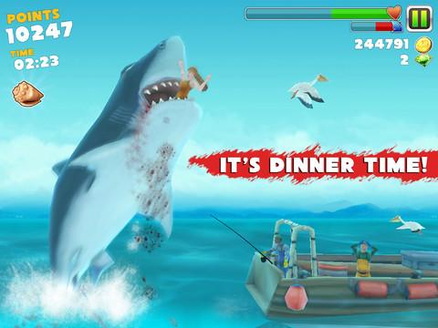 hungry-shark-ipad
