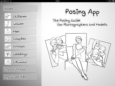 posing-app