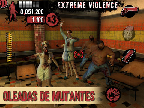 house of the dead iphone ipad