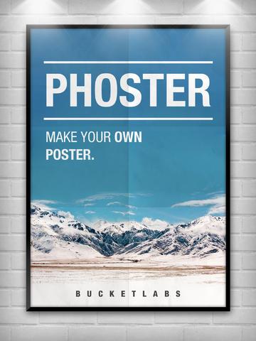 phoster-ios