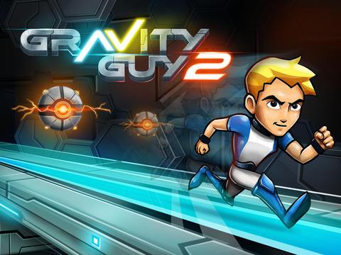 Gravity Guy 2 Game