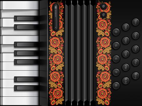 acordeon para ipad
