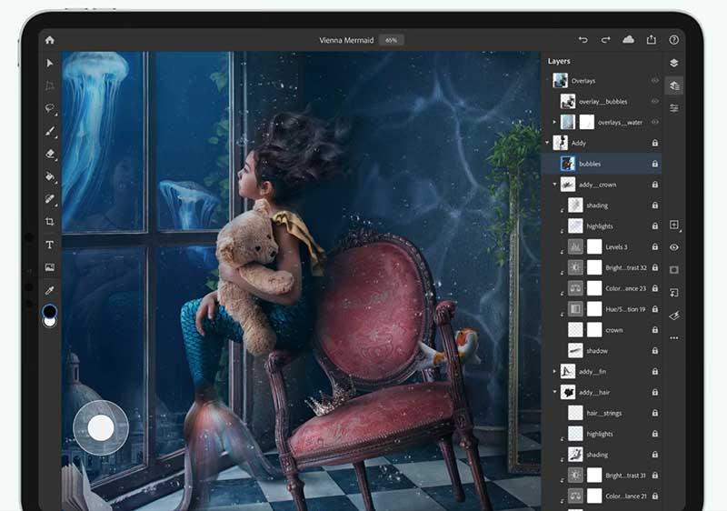 photoshop ipad gratis
