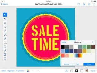 publisher iPad